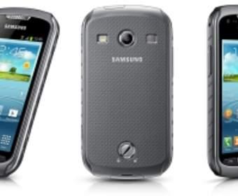 Смартфон Samsung Galaxy Xcover 2 поступит в продажу в марте