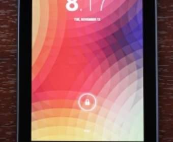 Следующей моделью Nexus станет Nexus 7 с FullHD-дисплеем