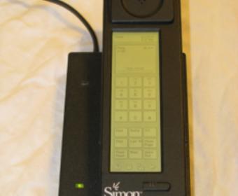 Знаете ли вы: первый смартфон был создан 20 лет назад