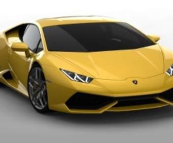 Huracan – новый суперкар от Lamborghini