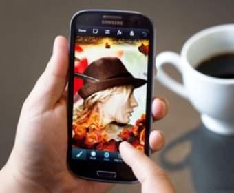 Три бесплатные альтернативы сенсорного Photoshop для Android OS