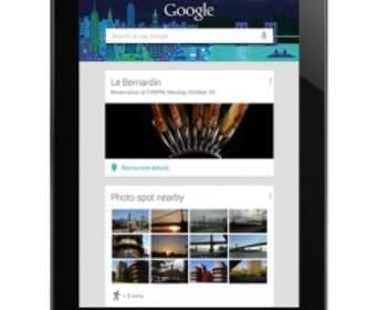 Преемник Google Nexus будет доступен в июле по цене 115 €