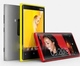 Презентация смартфонов Nokia Lumia 820 и 920 состоится 5 сентября