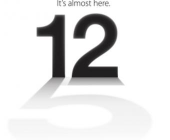 Apple подтвердила презентацию iPhone 5 на 12 сентября