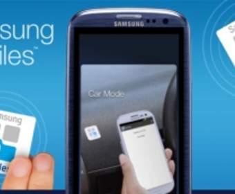 Samsung разработала новую версию NFC тегов TecTile
