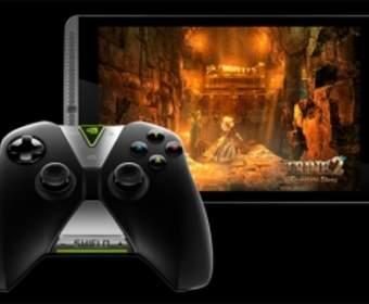 NVIDIA Shield Tablet – игровой планшет с 192-ядерной видеокартой