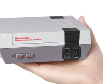Nintendo анонсировали «новую» консоль Mini NES