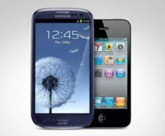 5 патентов Apple, которые нарушил Samsung