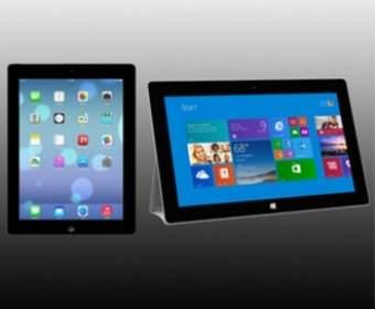 Microsoft Surface 2 против iPad 4 – какой планшет лучше
