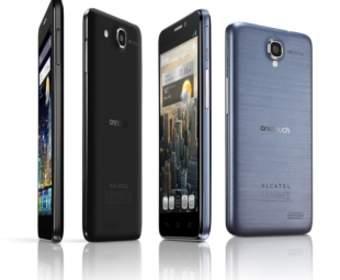 Alcatel представила самый тонкий смартфон в мире