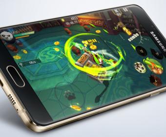 Samsung анонсировали ещё один высококлассный смартфон – Galaxy A9 Pro