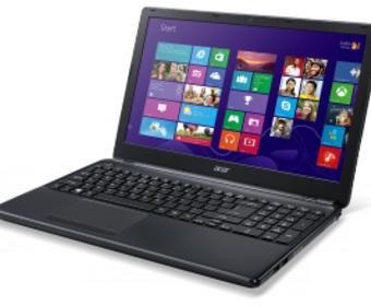 Acer E1-570G – отличный ноутбук в средней ценовой категории