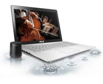 Asus R551LB - тонкий и быстрый ноутбук по доступной цене