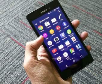 Обзор интересного смартфона Sony Xperia M4