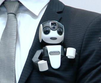 Sharp RoboHon – гибрид между смартфоном и роботом