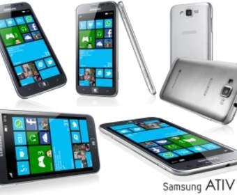 Стартовали продажи смартфонов Samsung Ativ S