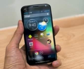 Утечка характеристик и фотографий нового смартфона Motorola