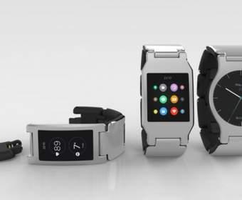 Blocks – первые модульные «умные часы» с ОС Android 5.0