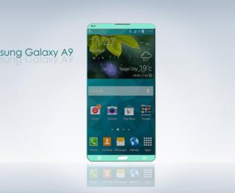 Samsung Galaxy A9 – будущий топовый смартфон от корейского производителя