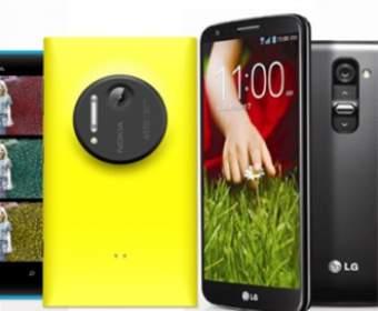 LG G2 vs Nokia Lumia 1020 – какой камерофон лучше