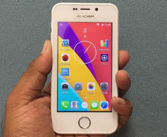Индийская компания представила смартфон за 4 доллара