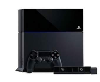Вот как выглядит консоль Sony PS4