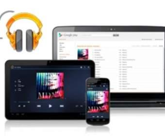 Через несколько часов Google предоставит новый музыкальный сервис