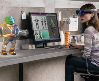Microsoft опубликовали подробные технические характеристики очков дополненной реальности HoloLens