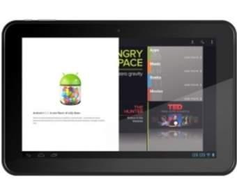 Каким станет новый бюджетный планшетный компьютер от Notion Ink