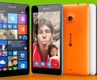 Новый смартфон от Microsoft – Lumia 435