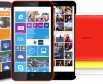 Nokia Lumia 1320 будет продаваться в Европе к концу месяца