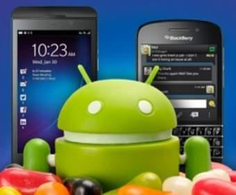 Blackberry может представить Android-смартфон уже этой осенью