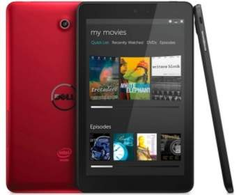 Dell представили четыре новых планшета линейки Venue