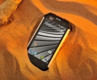 Cat B15Q – первый смартфон компании Caterpillar, работающий под управлением Android 4.4