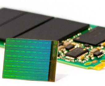 Intel и Micron совместно работают над ультратонкими SSD-накопителями емкостью 10 Тб
