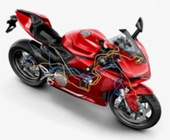 Новая технология от Ducati будет защищать от несчастных случаев на дороге