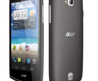 Acer выпустит на рынок смартфоны с процессором Intel