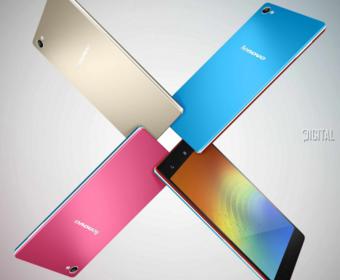 Lenovo представят смартфон Vibe X3 16 ноября