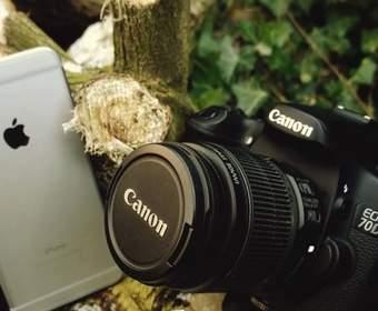 Рационально ли покупать фотоаппарат при наличии смартфона?