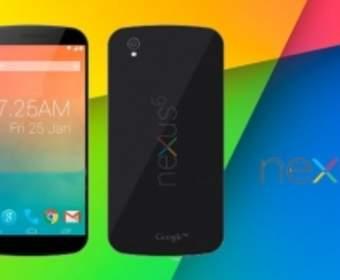 Смартфон Nexus 6 будет иметь сенсор отпечатков пальцев