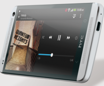 HTC One Max будет иметь сканер отпечатков пальцев