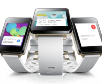 LG представит новые умные часы на выставке IFA 2014