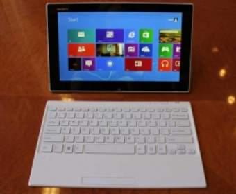 Sony VAIO Tap 11 стал самым тонким планшетом под управлением ОС Windows 8