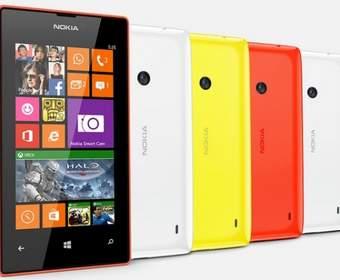 Nokia официально представили смартфон Lumia 525