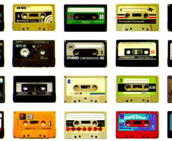 Sony заново изобрели магнитные кассеты – теперь они хранят до 185 Тб информации!