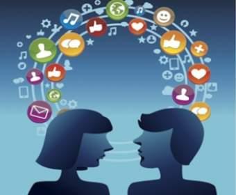 Как мужчины и женщины используют социальные сети