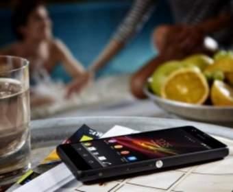 Смартфон Sony Xperia ZR будет продаваться в Европе за 400 евро