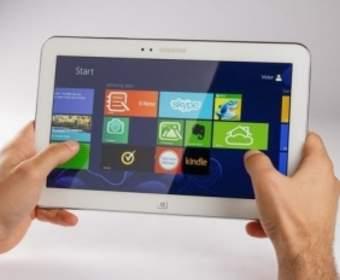 Samsung представила ультратонкий планшет ATIV Tab 3 и гибрид ATIV Q