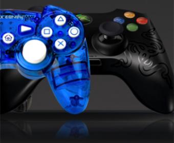 Лучшие игровые контроллеры в 2012 году