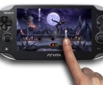 Sony представила тонкую и легкую версию PS Vita